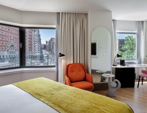 Nuevo hotel en la capital. El Barceló Torre de Madrid ha abierto sus puertas
