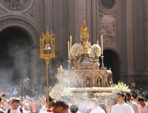 Corpus Christi, Granada. MAYO/JUNIO