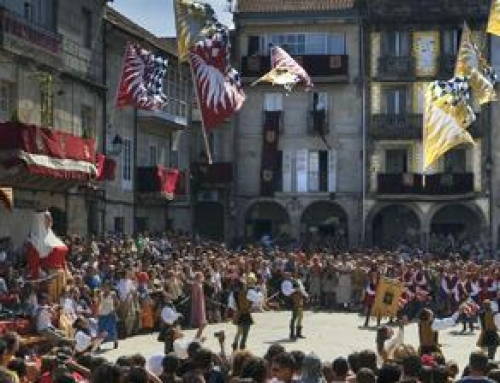 Fiesta de la Historia, Ribadavia, Ourense. AGOSTO