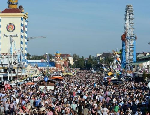 Oktoberfest, Múnich. SEPTIEMBRE