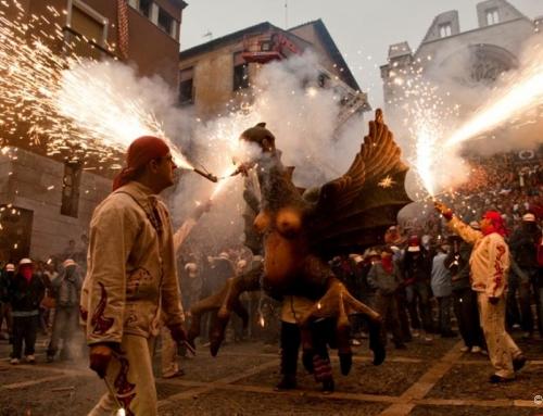 Fiesta de Santa Tecla. Tarragona. SEPTIEMBRE