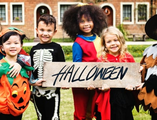 Fiesta de Halloween. OCTUBRE