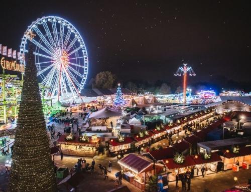 Conoce algunos mercados navideños europeos